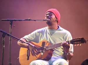 Seu Jorge takes fans to Rio, Mars, under the sea and back