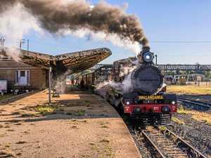 Choo, choo, choose a steam railway trip this Easter