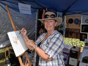 Accountant pursues art after retiring to Southern Downs