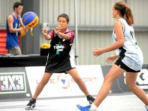Blue skies ahead for 3X3 basketball after washout