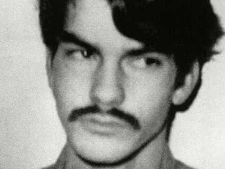 Child molester and murderer Westley Allan Dodd circa 1989. Picture: AP
