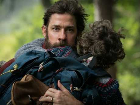 John Krasinski, who plays Lee Abbott, also directed the film. Picture: Paramount Pictures