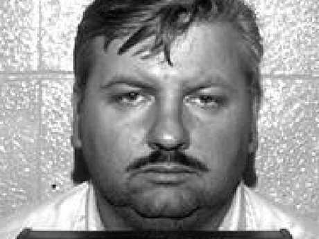 'Kiss my ass': Serial killer John Wayne Gacy. Picture: Supplied