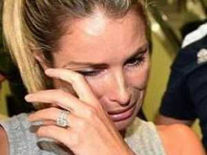 Candice Warner: 'You could hear her weeping'