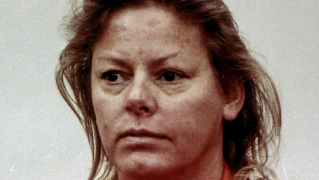 'I'll be back': Serial killer murderer Aileen Wuornos. Picture: Supplied