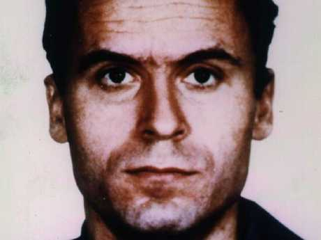 'Give my love to my family and friends': Serial killer Ted Bundy. Picture: Ap