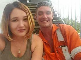 Courtney Hanson knows Dallas McGrath, 22, through a mutual friend.