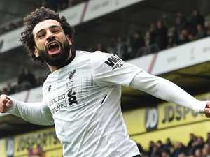PL Wrap: Salah saves Reds, City set up dream title-clincher