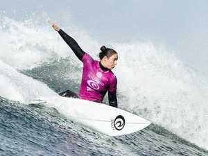 Shocks continue as Wright out of Rip Curl Pro