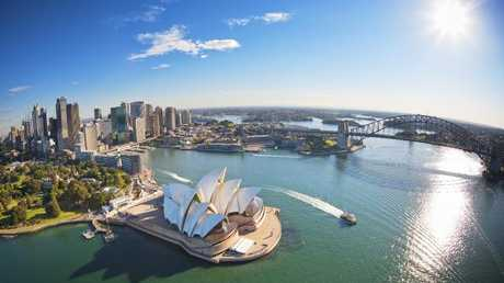 Sydney, you're pretty, but let's take your prices down a notch, eh? Picture: Destination NSW