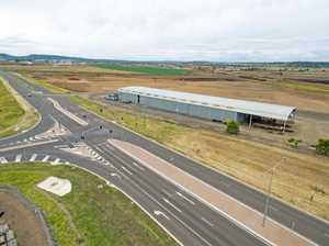 Industrial lot next to Second Range Crossing sold
