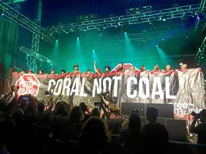 Bluesfest Day 4: John Butler went on stage to #stopadani