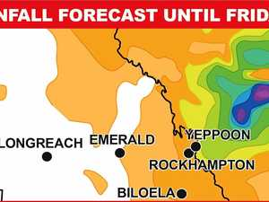 Easter wet to continue throughout the week