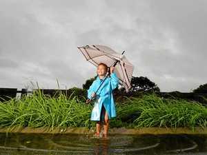 6yo Mackay girl predicts Cyclone Iris