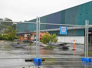 Work gears up at old Bunnings site