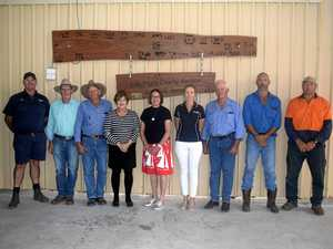 Cattle auctioned for LifeFlight
