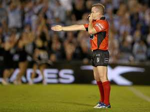 Former NRL referee to take whistle in Battle of the River