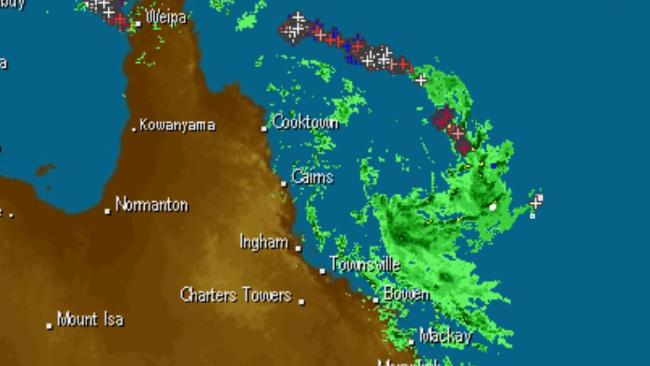 Warning for parts of Qld as ex-cyclone moves closer