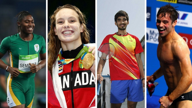 The top international stars to watch at the Gold Coast Commonwealth Games.