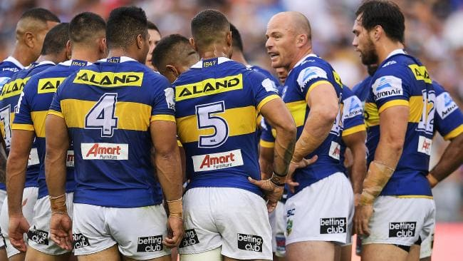 Beau Scott and the Eels had another tough day out against the Wests Tigers.