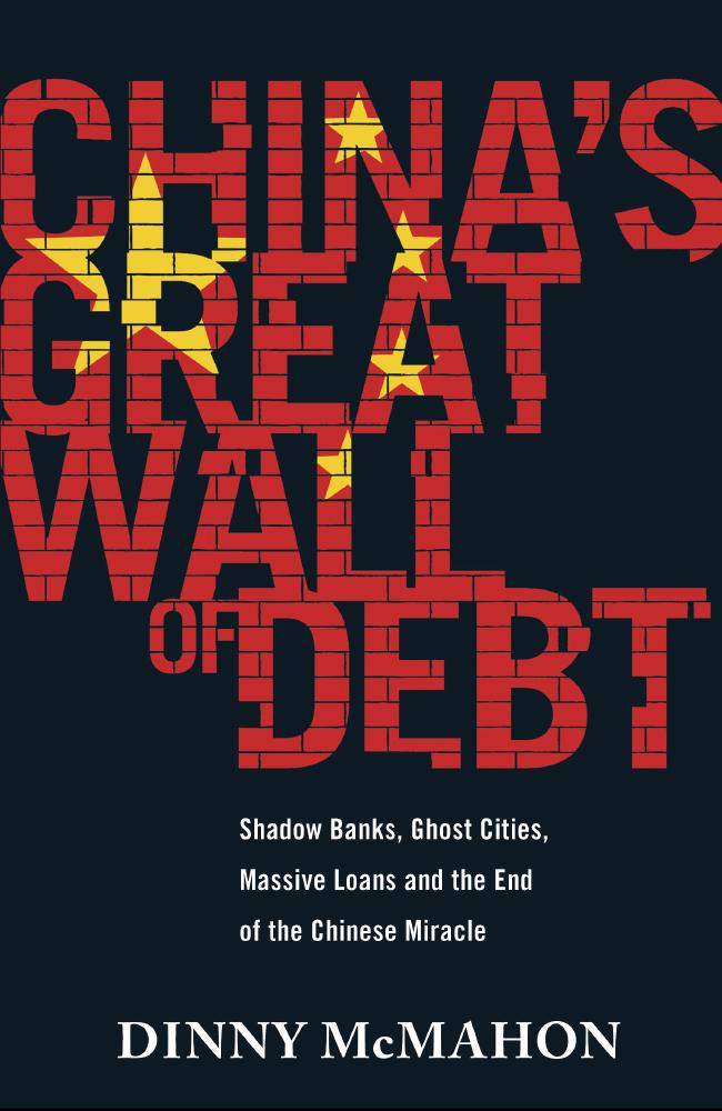 China's Great Wall of Debt is out now