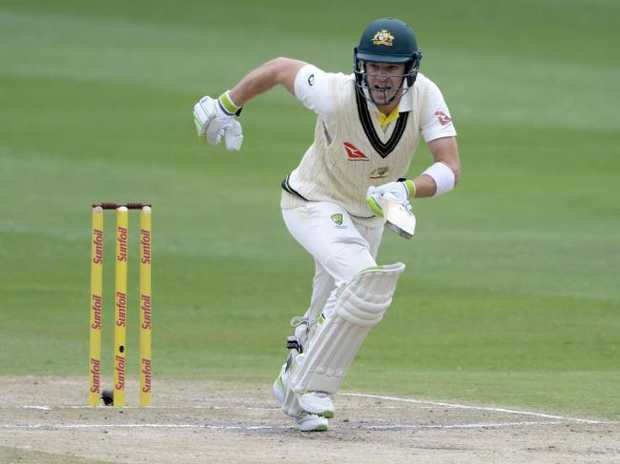 Paine shakes on it to herald new era for Australia