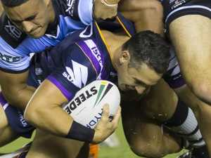 Slater: Storm stuck in the past