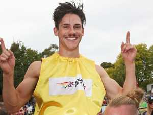 Despard delivers in Stawell Gift final