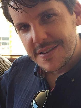 Victim Luke Dorsett, 35