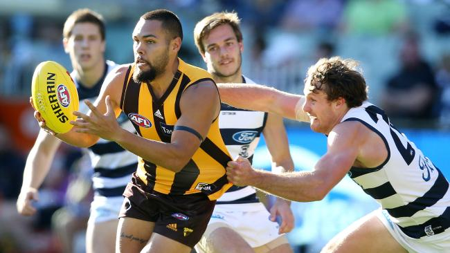Jarman Impey is showing signs of being an emerging A-grader. Picture: Michael Klein