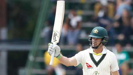 Tim Paine led from the front.