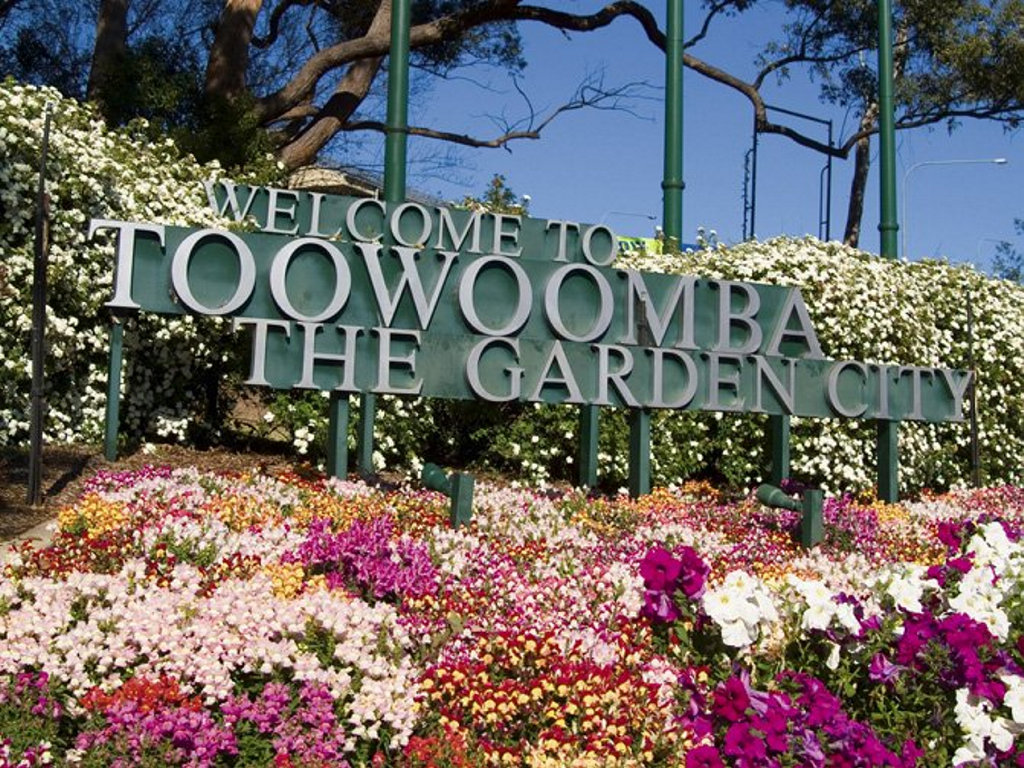 Toowoomba is booming when compared to other regional Queensland towns.
