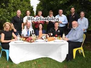 Bundaberg Region Queensland Winter Feast.