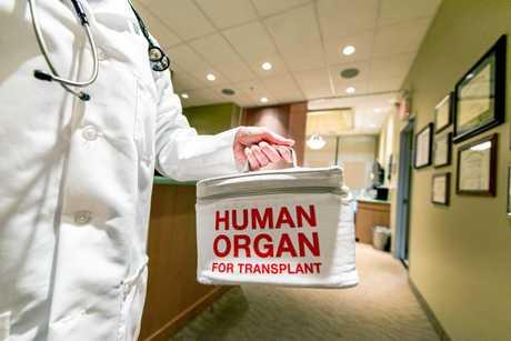 Organ donations save lives.