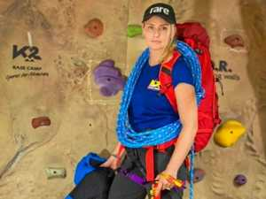 Grafton woman's epic climb in honour of nan