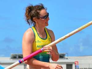 Vaulter to jump with joy after rapid rise to selection
