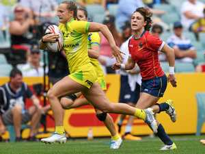 Teenager eager to get amid the action for Aussie sevens side