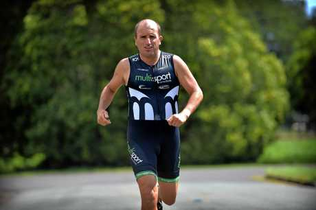 Nathan Glarvey is off to run at Port Macquarie Triathlon, suffers from Intellectual Disability but it doesnt affect him competing.