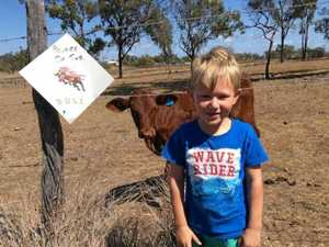 Charity rodeo to help brave boy in cancer fight