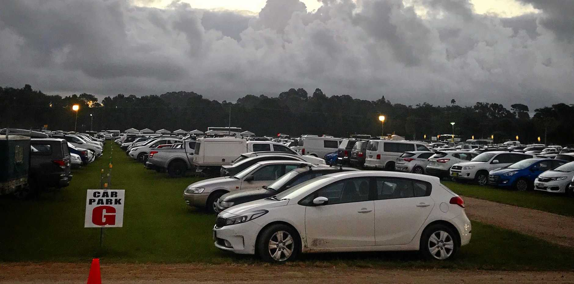 Paid parking will be introduced at the 2019 Bluesfest event.