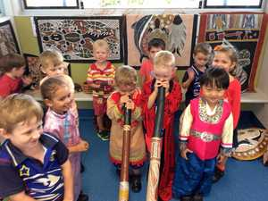 City Stars Kindergarten celebrates Harmony Day with colour