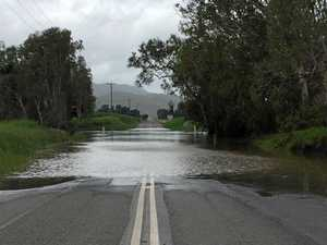 Main road flooding reaching crisis point