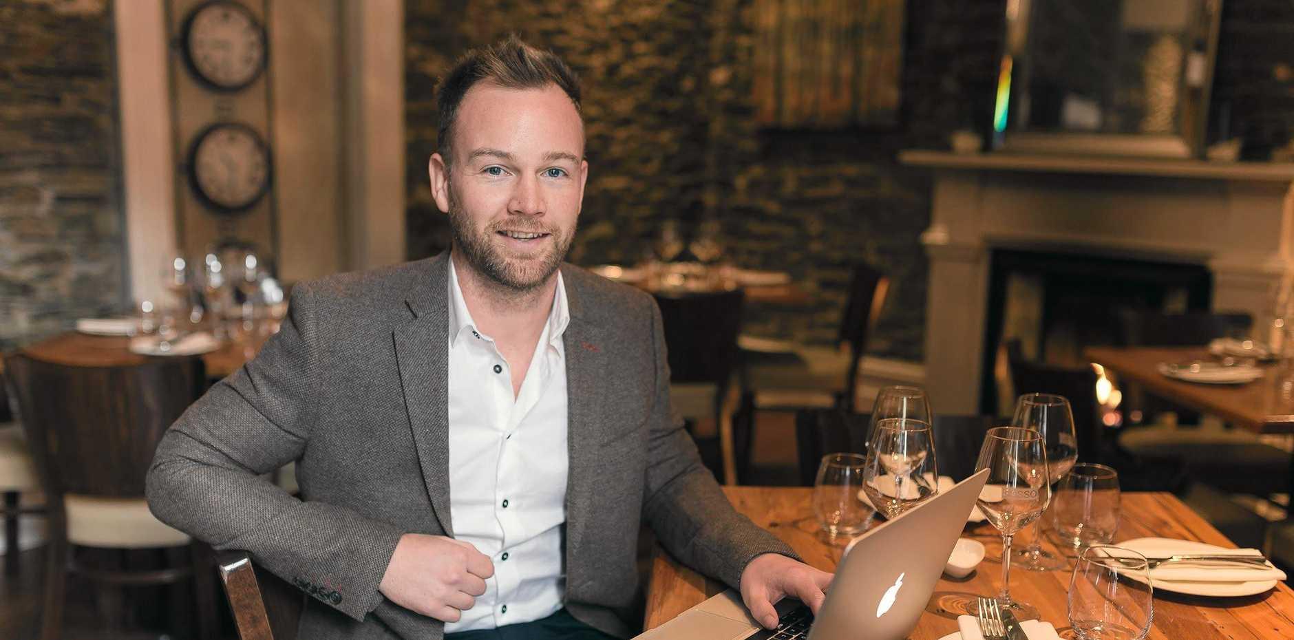 First Table founder Matt Weir.