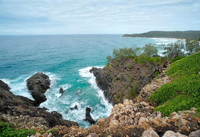 NATURE AT ITS BEST: Make the trek to Hells Gates, Noosa National Park.