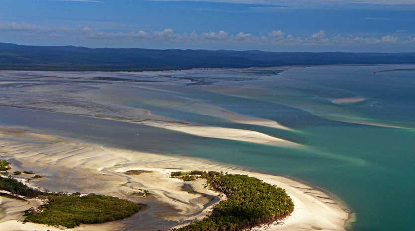 The Great Sandy Strait and Cooloola are World Heritage listed.
