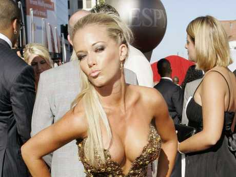 Once upon a time Kendra Wilkinson was the girlfriend of magazine publisher Hugh Hefner.