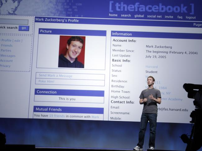 Mr Zuckerberg said Facebook didn't 'just want to build products for rich people'. Picture: AP Photo/Paul Sakuma, File