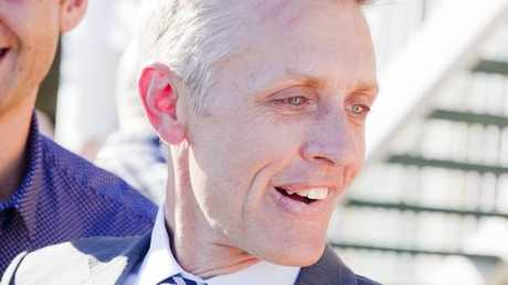 Trainer Mark Newnham will saddle-up Lanciato in the Doncaster Mile. Picture: Jenny Evans