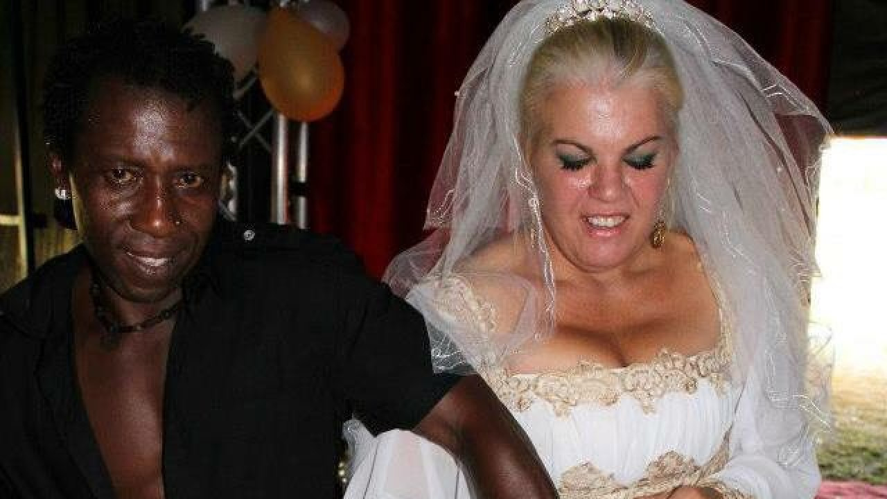 Samantha Mahere had discussed divorcing her husband Omey Mkuu just days before he tried to kill her.