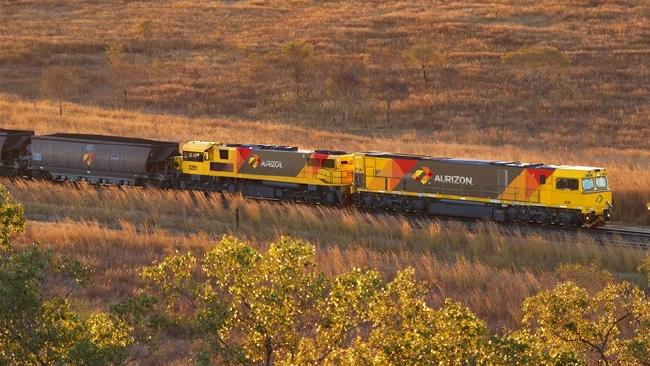 BHP will consider moving some of its freight away from Aurizon when contracts expire.